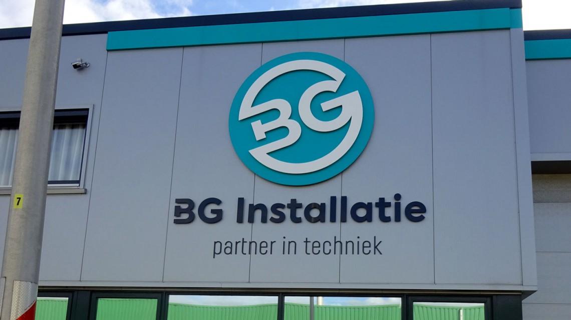 BG Installatie gevel 1