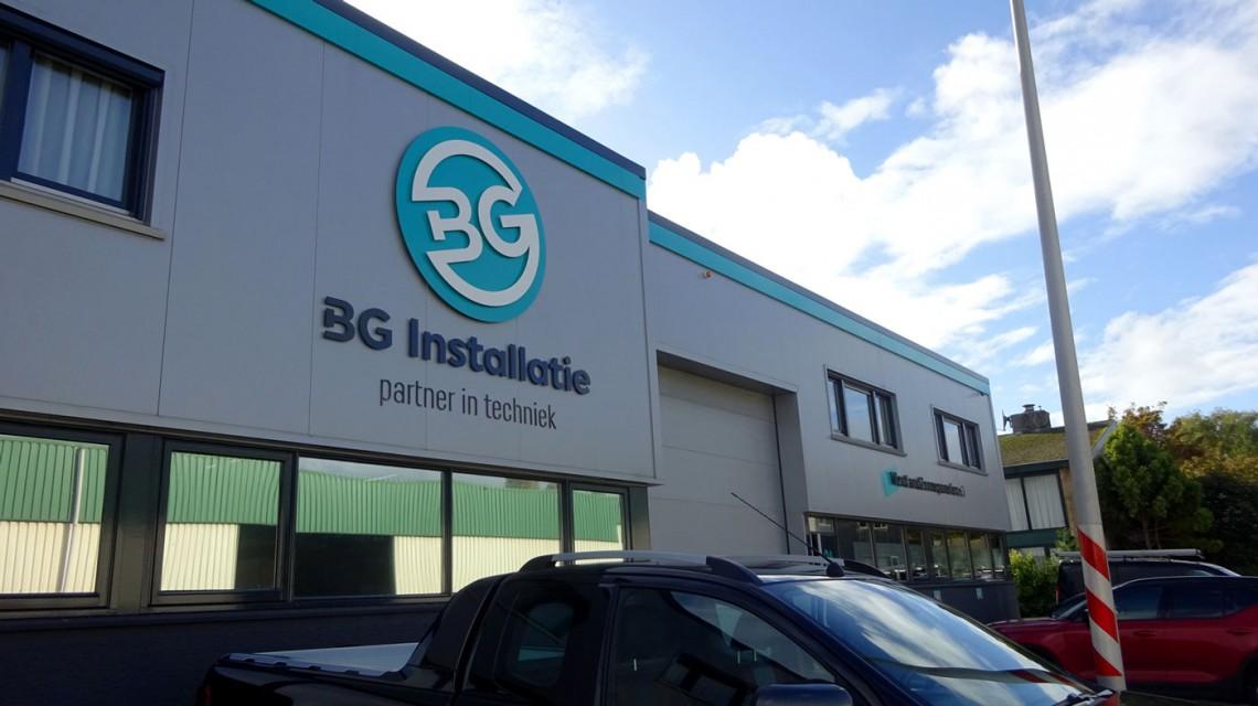 BG Installatie gevel 2