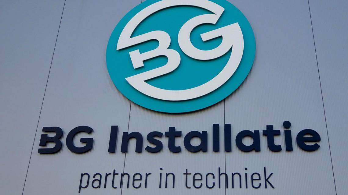 BG Installatie gevel 3
