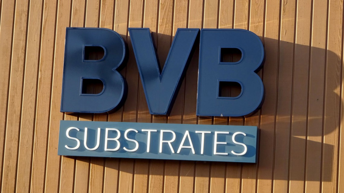 Tanco Reclame BVB Substrates gevel 1