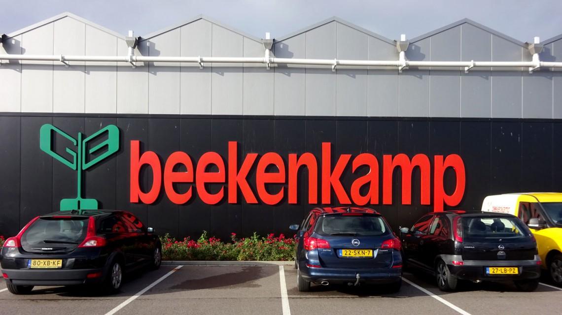Tanco Reclame Beekenkamp gevel 2