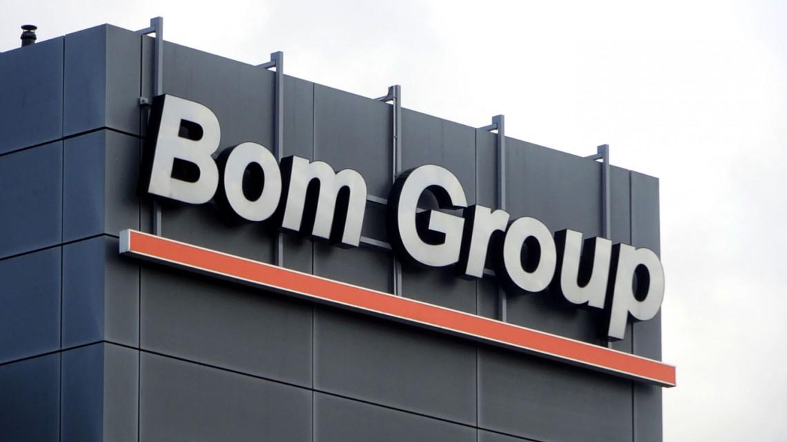 Tanco Reclame Bom Group gevel 2