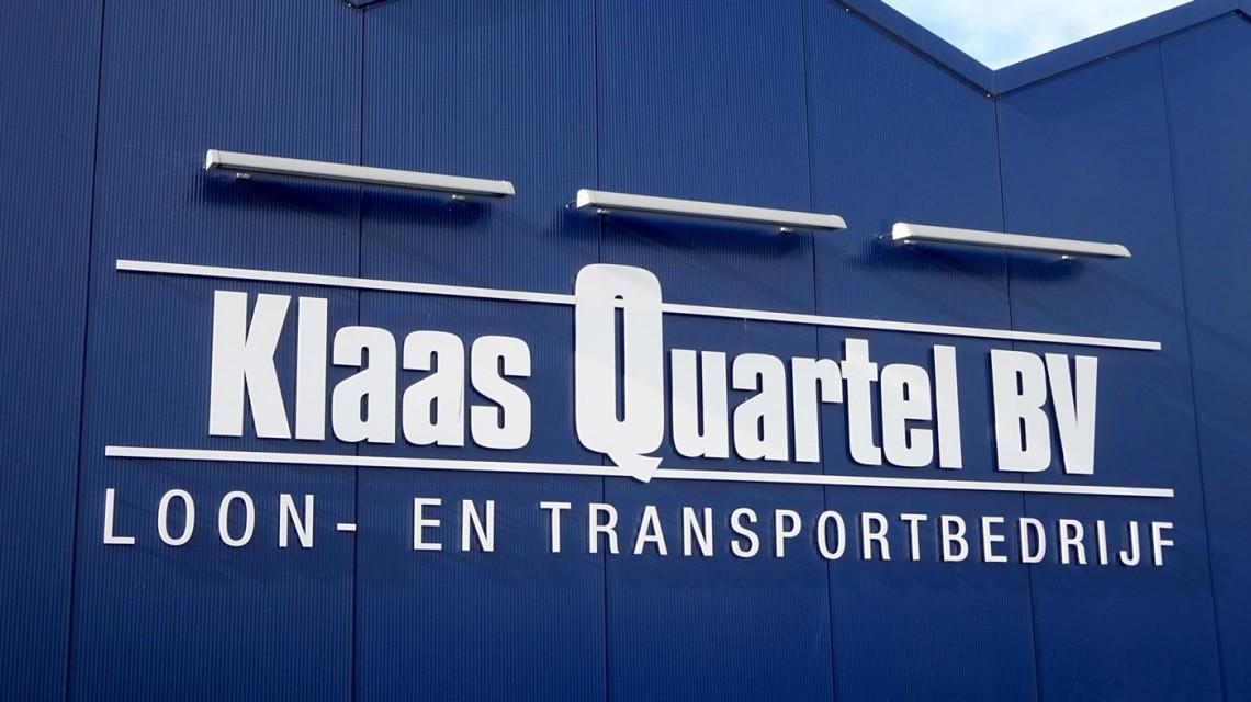 Tanco Reclame Klaas Quartel gevel 1