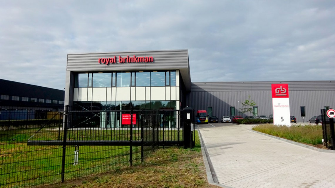 Tanco Reclame Royal Brinkman gevel 5