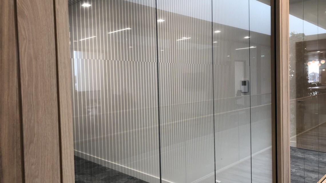 Interieur Horconex glas