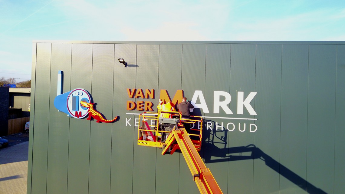 Van der Mark 2