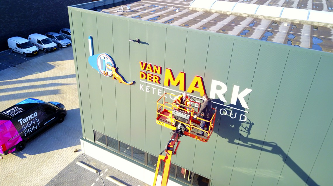 Van der Mark 3