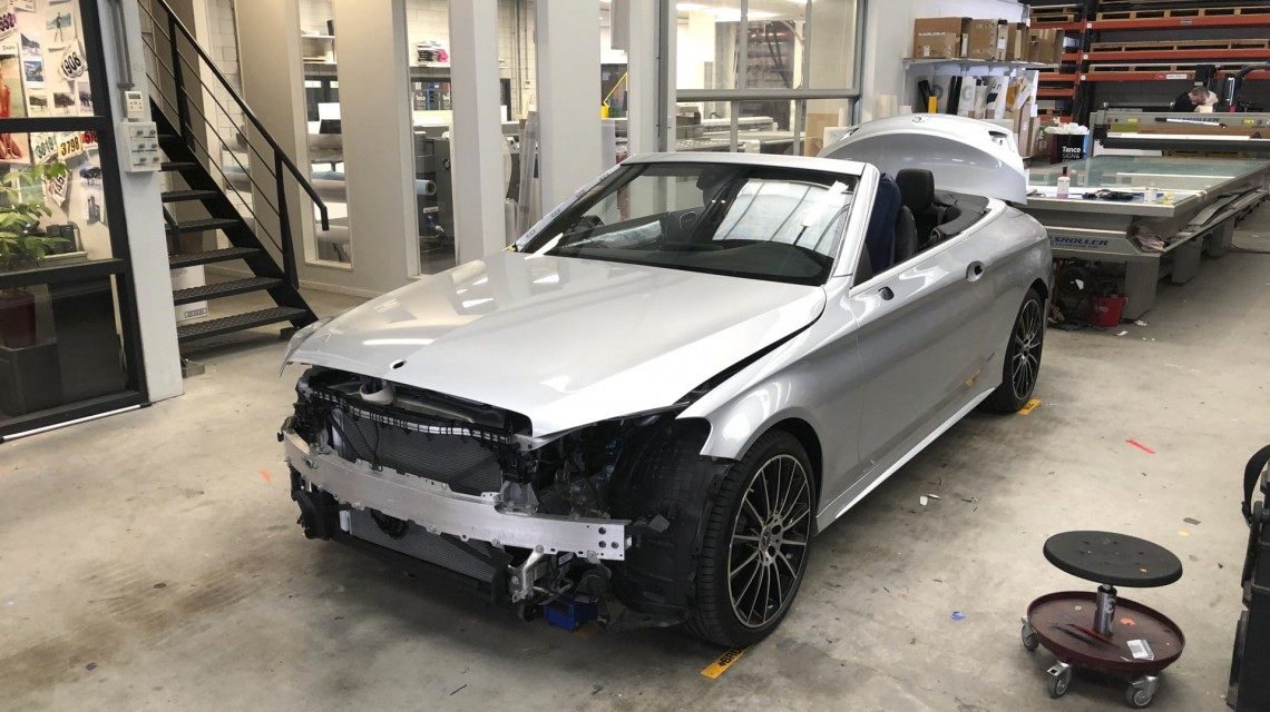 MercedesCarwrap003