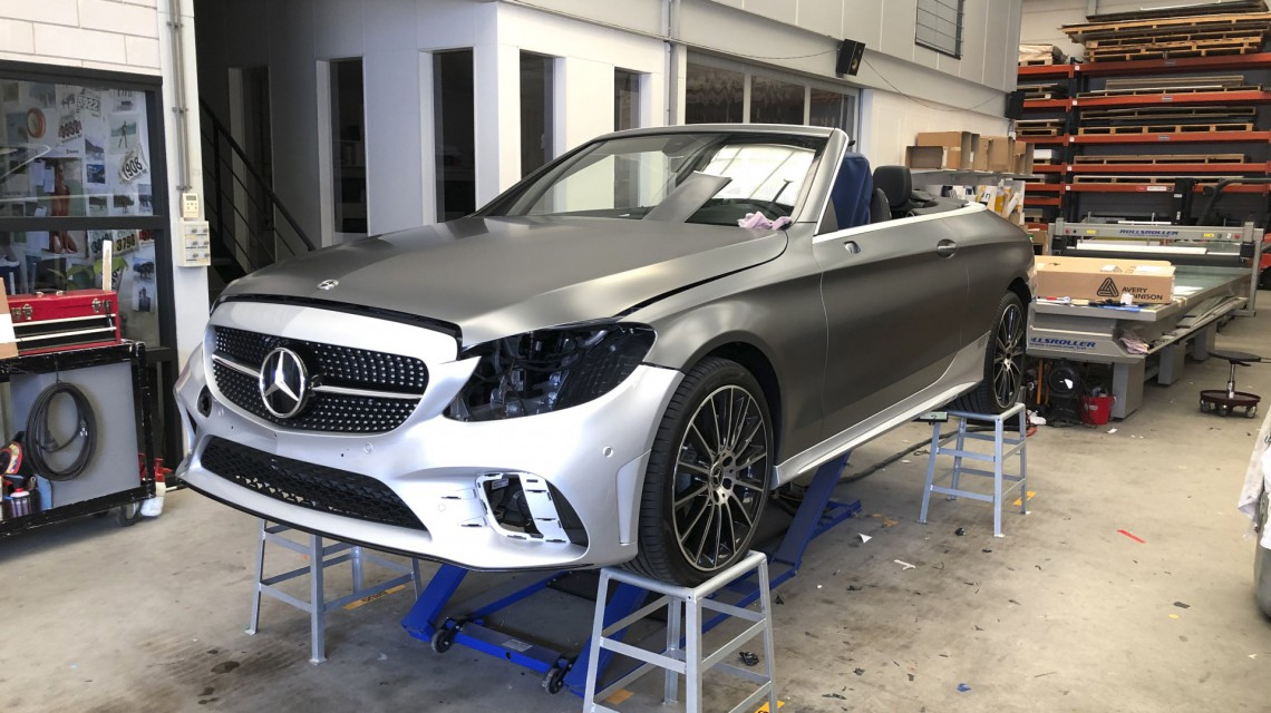 MercedesCarwrap005