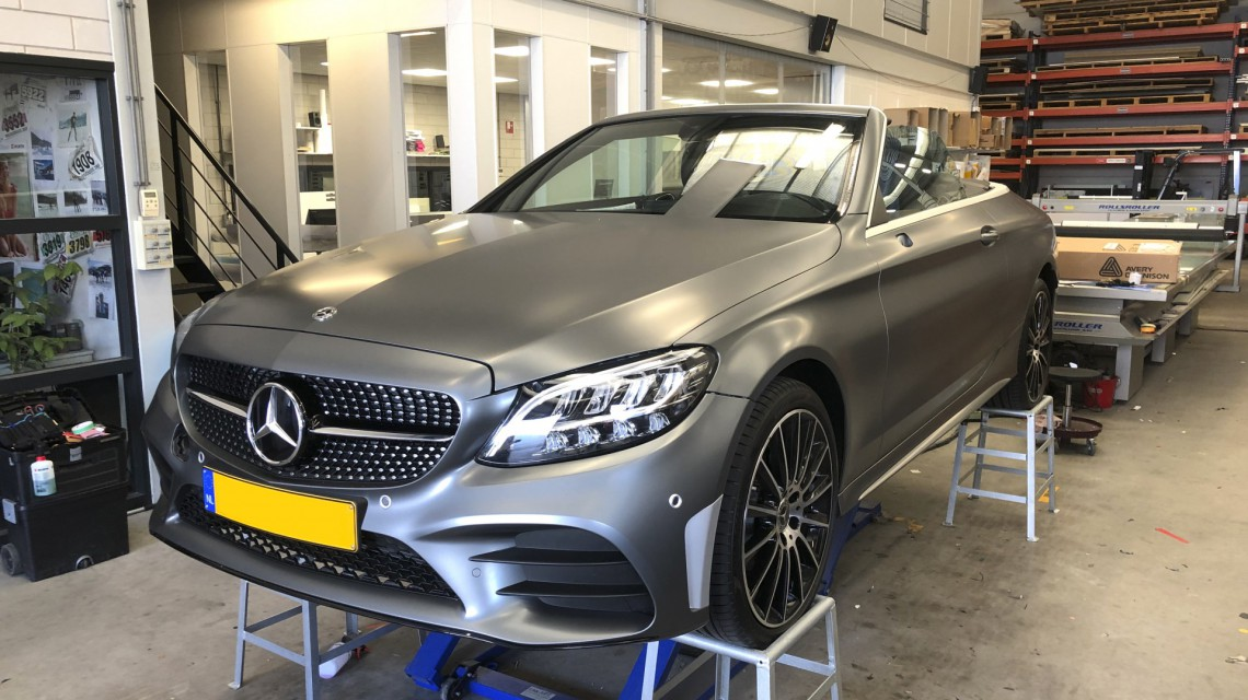 MercedesCarwrap006