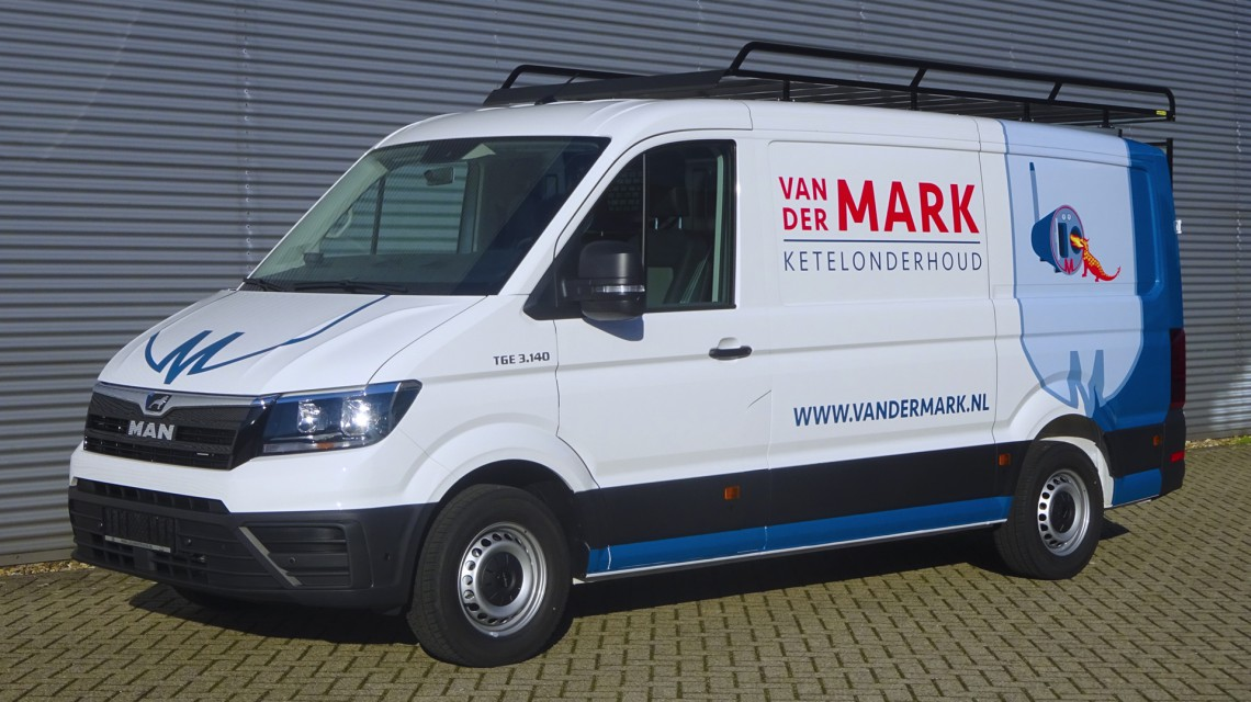 Van der Mark 1