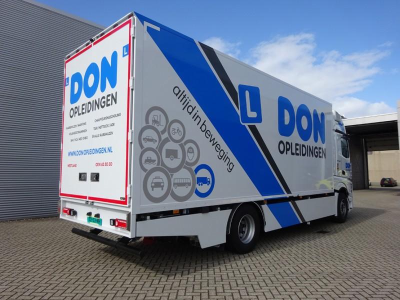 Vrachtwagen DonOpleidingen001